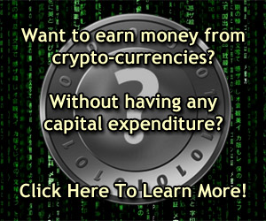 Earn money with cryptocurrencies