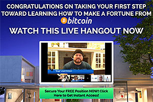 Bitcoin Opportunity Google Hangout
