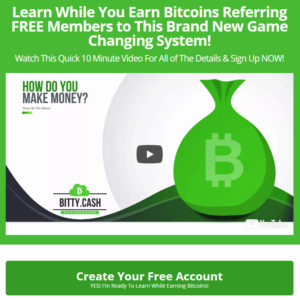 Earn Bitcoin Opportunity