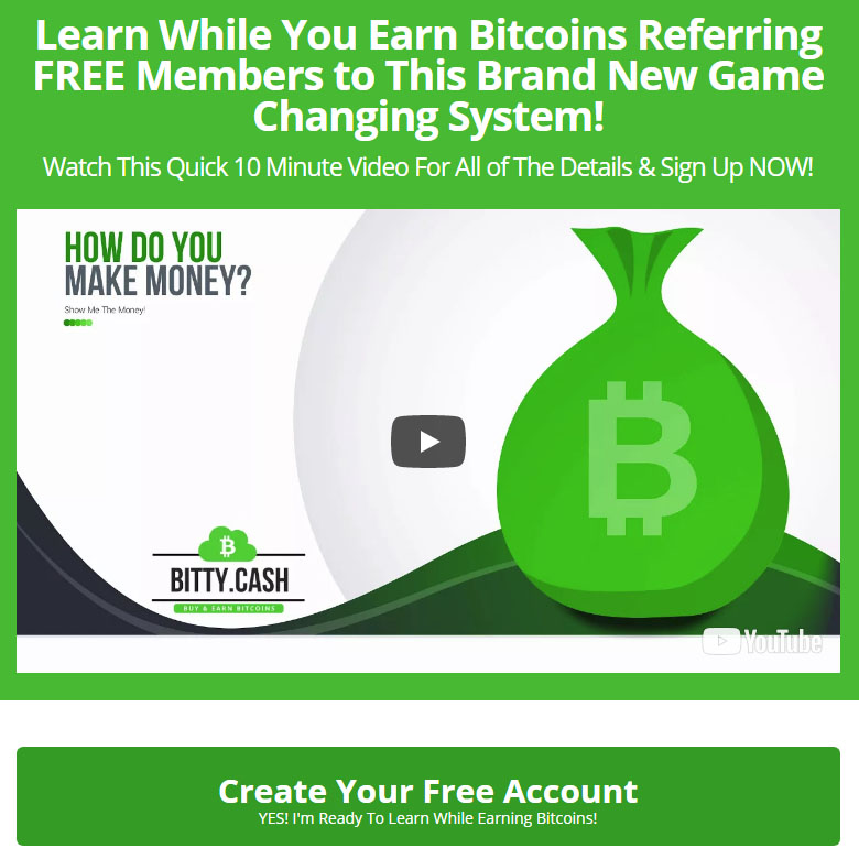 Earn Bitcoin Opportunity