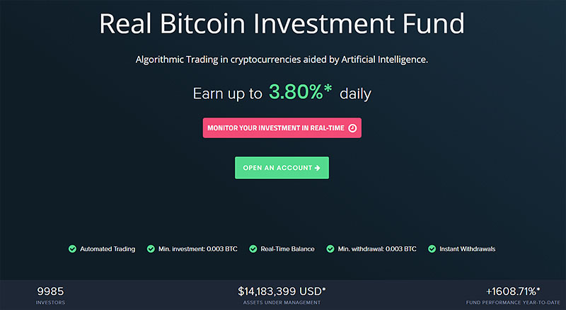 Real Bitcoin Investment Fund