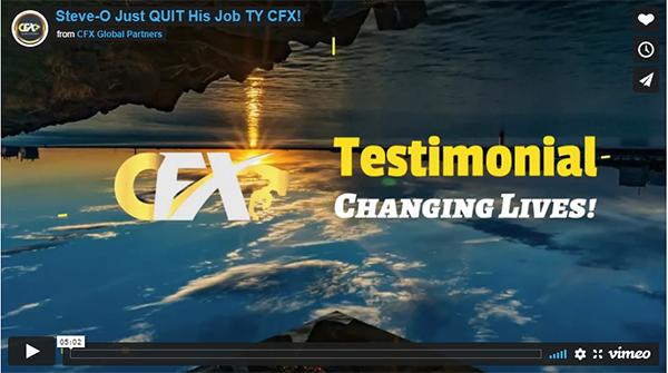 CFX Testimonial