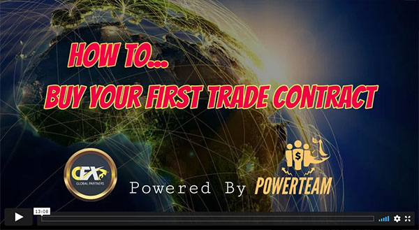 Buying Your First Contract