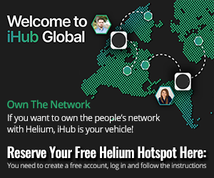 Start Earning Cryptocurrency With A Free Helium Hotspot